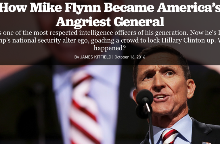 General Mike Flynn Miami