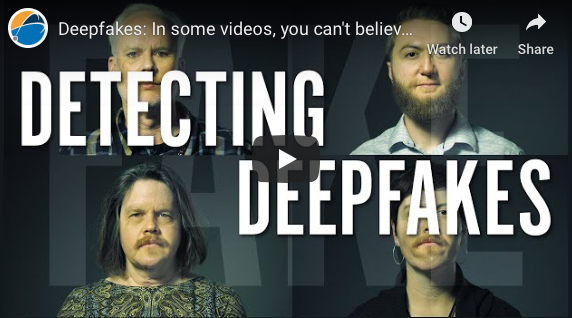 Miami: Deepfakes: In some videos, you can't believe your eyes