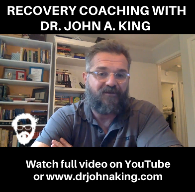PTSD Recovery Coaching with Dr. John A. King in Miami.